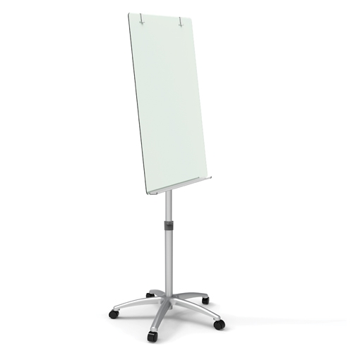 QUARTET Infinity™ Glass Magnetic Easel