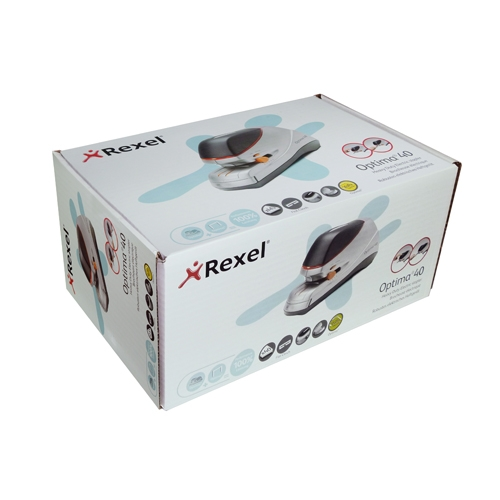 REXEL Stapler Optima 40 Electric