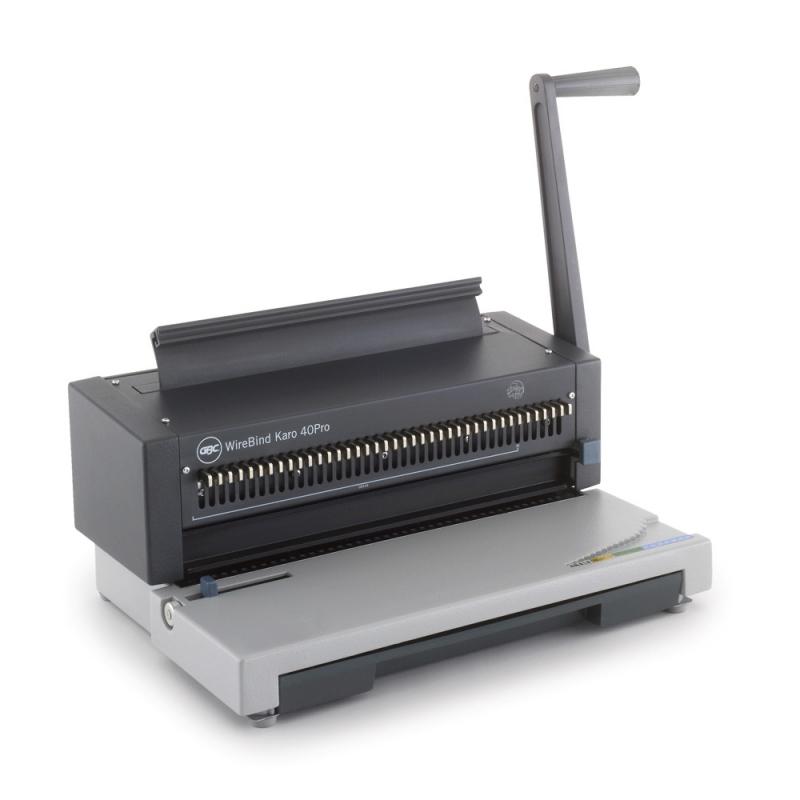 GBC WireBind Karo40pro Binder