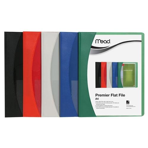 MEAD Premier Flat Files