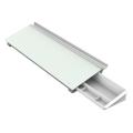 QUARTET Infinity™ Glass Dry-Erase Desktop Pad