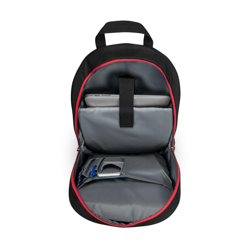 "KENSINGTON 15.6"" Sport Laptop Backpack - Red"
