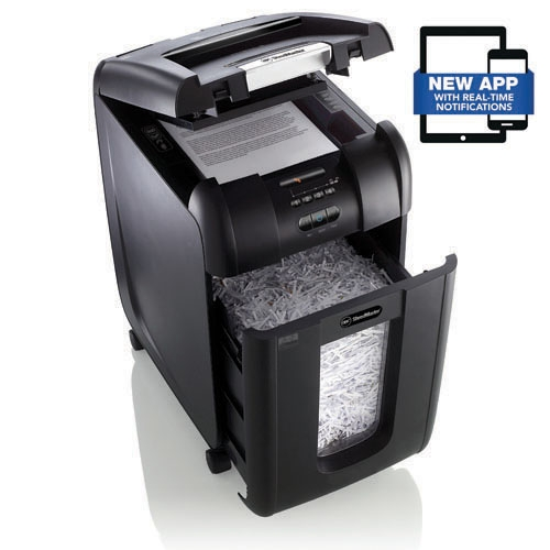 GBC Cross Cut Shredder AUTO+ 300X SmarTech™
