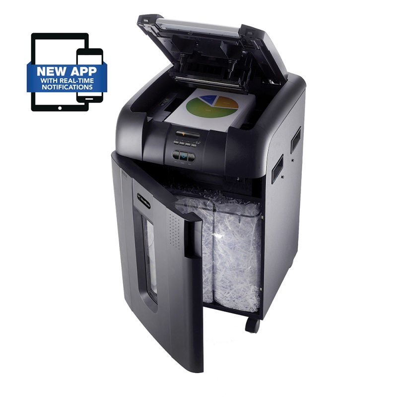 GBC Cross Cut Shredder AUTO+ 600X SmarTech™