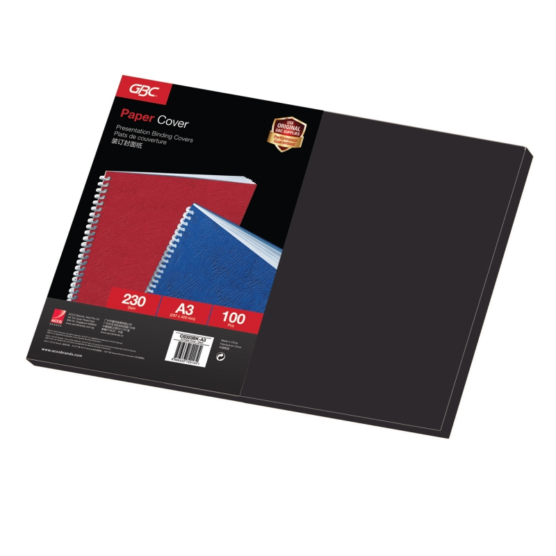 Paper Binding Covers