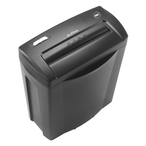 GBC Cross Cut Shredder Style