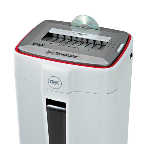 GBC Cross Cut Shredder ShredMaster 35SX