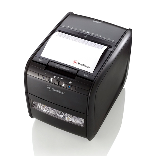 GBC Cross Cut Shredder AUTO+ 60X