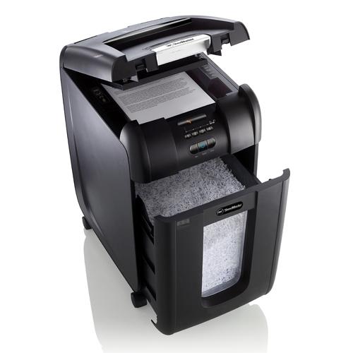 GBC Micro Cut Shredder AUTO+ 300M