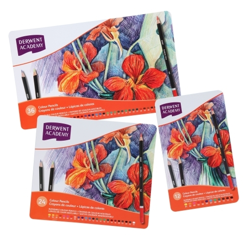 DERWENT Academy® Colour Pencils