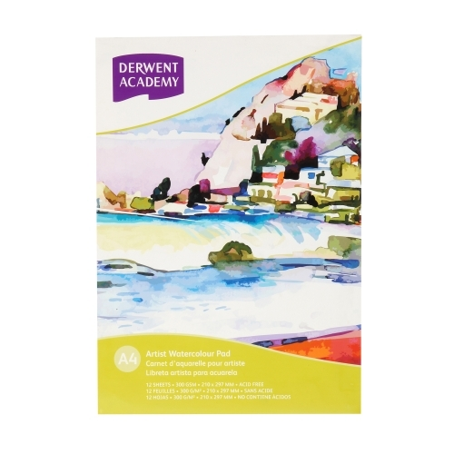DERWENT Academy® Watercolour Pad