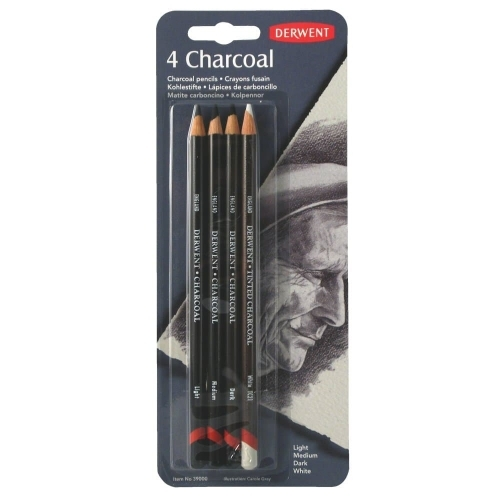 DERWENT Charcoal Pencils