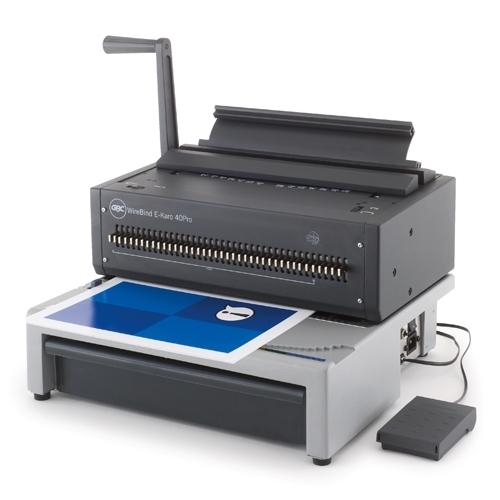 GBC WireBind E-Karo40pro Binder
