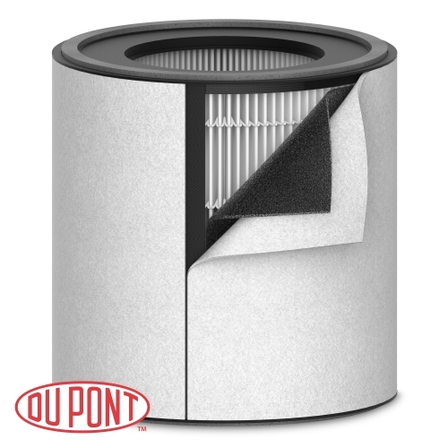 TruSens Air Purifier Replacement Filter 2-in-1 HEPA Drum for Z-3000 (Large)
